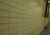 Acoustic Ceramic Wall - St. Joris