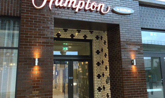 Hampton by Hilton Hotel - St. Joris